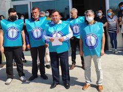 Son bir ayda 41 sağlık çalışanı şiddete uğradı….